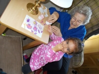 weekly visits to St.Josephs residential home 5