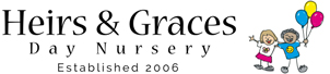 Heirs & Graces Day Nursery Logo